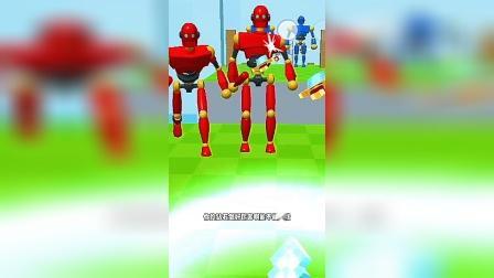 小游戏:这次用钻石剑整套机器人