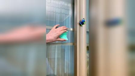 家里有小孩装上这个窗户限位锁,再不怕孩子开窗户了