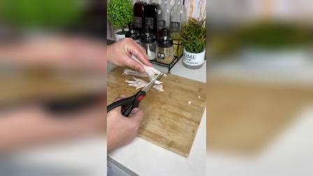 三把剪刀竟然不到两位数,还是不同用途