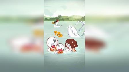 天鹅的战斗力到底有多强?