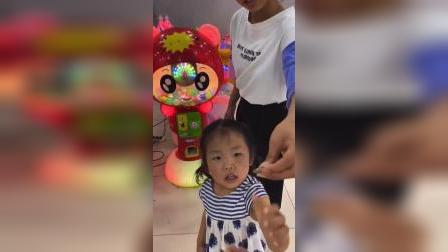 童年乐事:宝贝两个又想玩什么呢