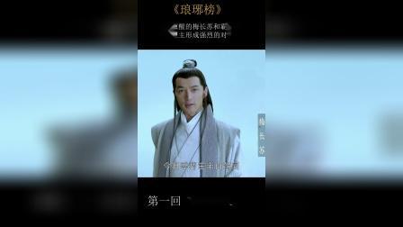 琅琊榜:梦中惊醒的梅长苏,和霸气的江左盟主