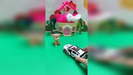 儿童玩具:毛毛的帽子不见了