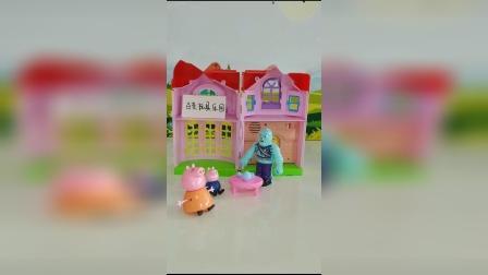 儿童玩具:见义勇为的大眼怪