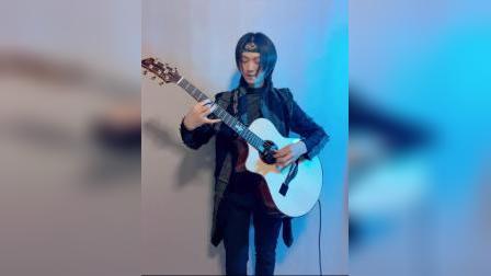 二次元超炫演奏《Sunshine》  卢嘉森指弹吉他原创