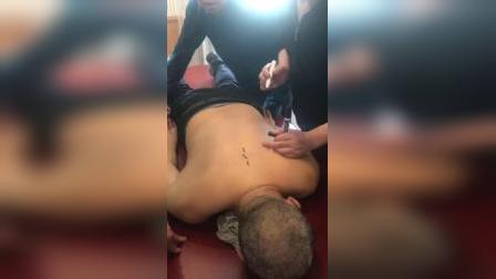 陈杰老师讲胸椎的触诊技巧和手法治疗的关键 (1)