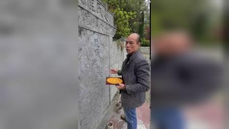 此地有车祸、癌症,风水大师张少波,湖南弟子张桂东考察一个超豪华墓地