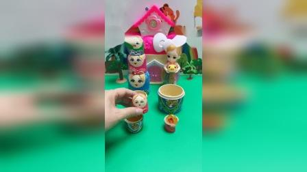 儿童玩具:好多好吃的巧克力啊