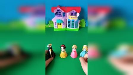 益智玩具:王子的舞会