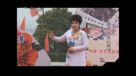 坠子演员黄艳芳演唱【美人洞】。