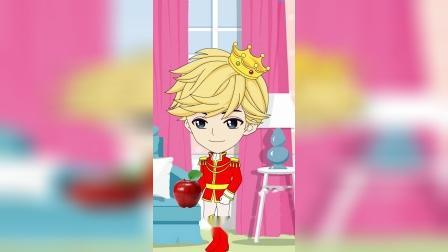 贝儿来找王子了,贝儿想和王子去玩