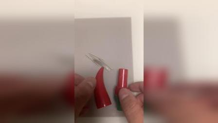 开箱:辣椒针线盒,方便收纳还美观 ,穿针也快!