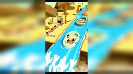 小游戏:疯狂漂流