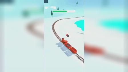 小游戏:老司机开火车