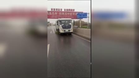 同辉汽车国六洗扫车服务封丘公路局