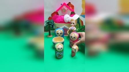 儿童玩具:好多的巧克力啊