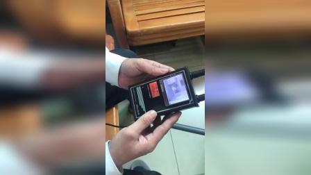 发现一个真正的安全卫士,信号探测器 无线摄像头探测器带电池 酒店防偷拍