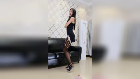 春光娱乐 4K热舞 小奈奈黑色裙子