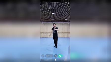 形体舞《芦花》教学四