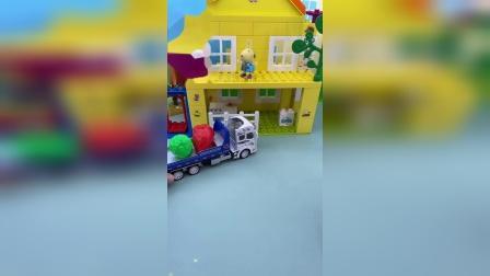 儿童玩具:多亏了小妹妹