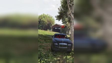 益智小游戏:蜘蛛侠装车了