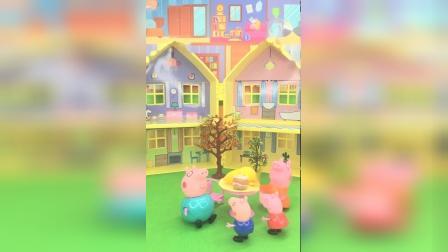 猪爸爸催促猪妈妈做美食,引得猪妈妈不满