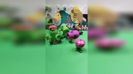儿童玩具:植物大战僵尸
