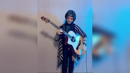 二次元日式原创指弹《Before》卢嘉森指弹吉他原创