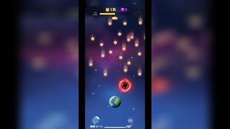 小游戏:疯狂星球