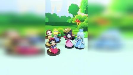 少儿玩具:童话王国选美比赛了