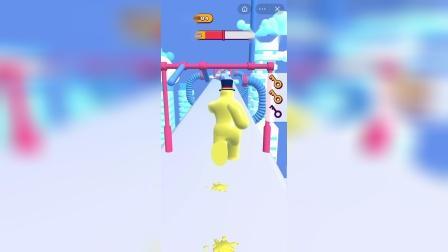益智小游戏:黄色的果冻人来啦