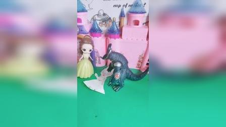 少儿玩具:大怪兽说的是真的吗