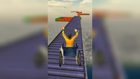 等比完赛,我一定给你买个质量好的轮椅