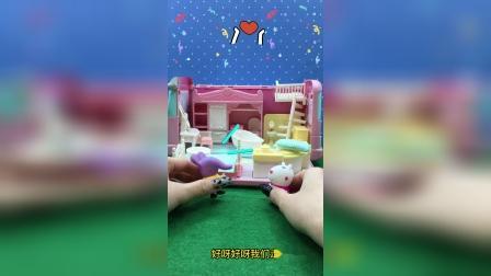 梦幻乐园:要做一个爱干净的小朋友