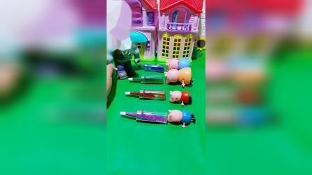 少儿玩具:我要把这些闪粉拿回去给小鬼玩