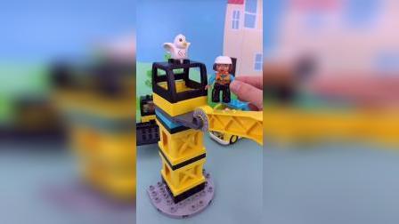 好玩的积木玩具 #益智玩具 #玩具故事 #儿童玩具