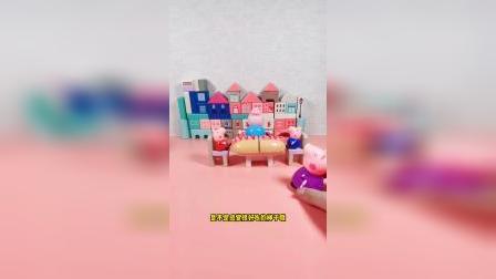 儿童益智玩具:你们准备好吃饭了吗?