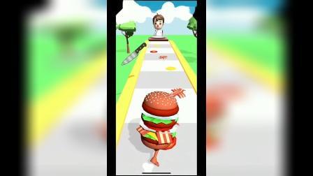 小游戏:疯狂面包人