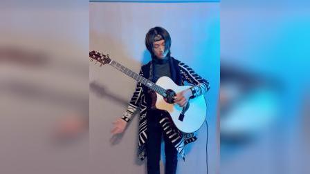 做梦写歌原来是真的!!《dream love》卢嘉森指弹吉他原创《dream love》