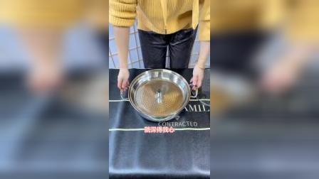 多功能蒸汽锅煎煮炒炸,样样精通