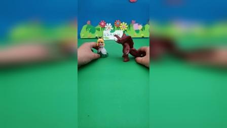 益智玩具:美人鱼给怪兽打针
