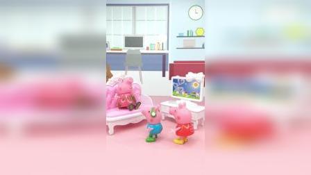 亲子玩具:猪妈妈普通话不标准