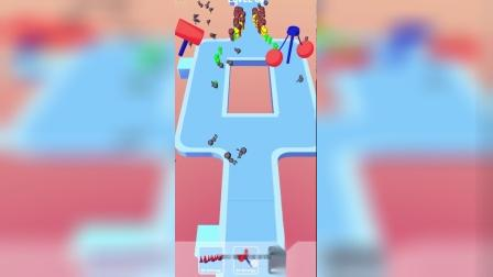 小游戏:小人成片的倒下!