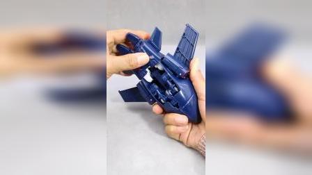 超级飞侠秘密特工酷雷变形玩具
