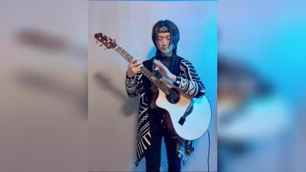 二次元灵魂级演奏 绝版空灵《Life Road》(仕途)卢嘉森指弹吉他原创《Life Road》