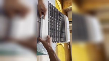 骆驼冷风机水箱安装视频