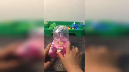 搞笑玩具:抓球机