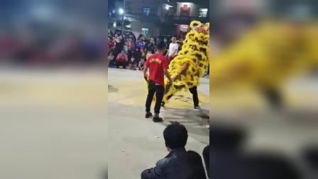 三柏李氏塘缀低垌醒狮团