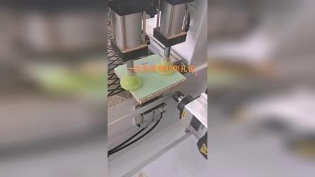 立成数控升级侧孔机可开榫卯一机多用