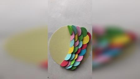 手工折纸小鱼